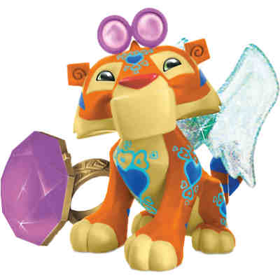 (AV Aug) Animal Jam-Freunde Tiger mit leuchtendem Ring