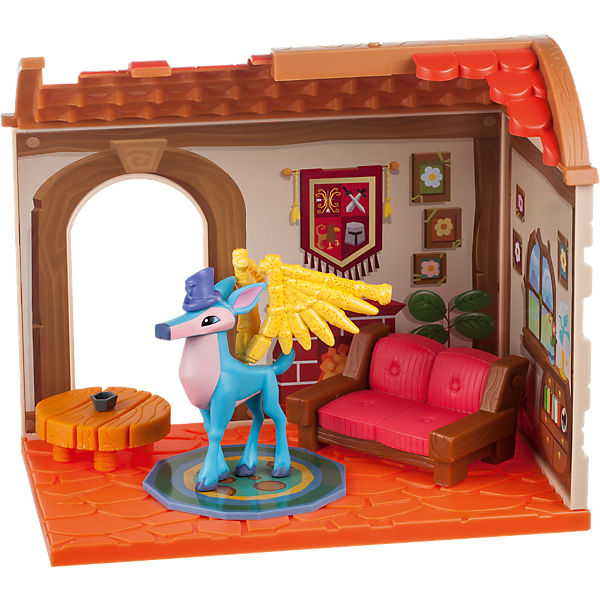 (AV Aug) Animal Jam- Kleines Haus