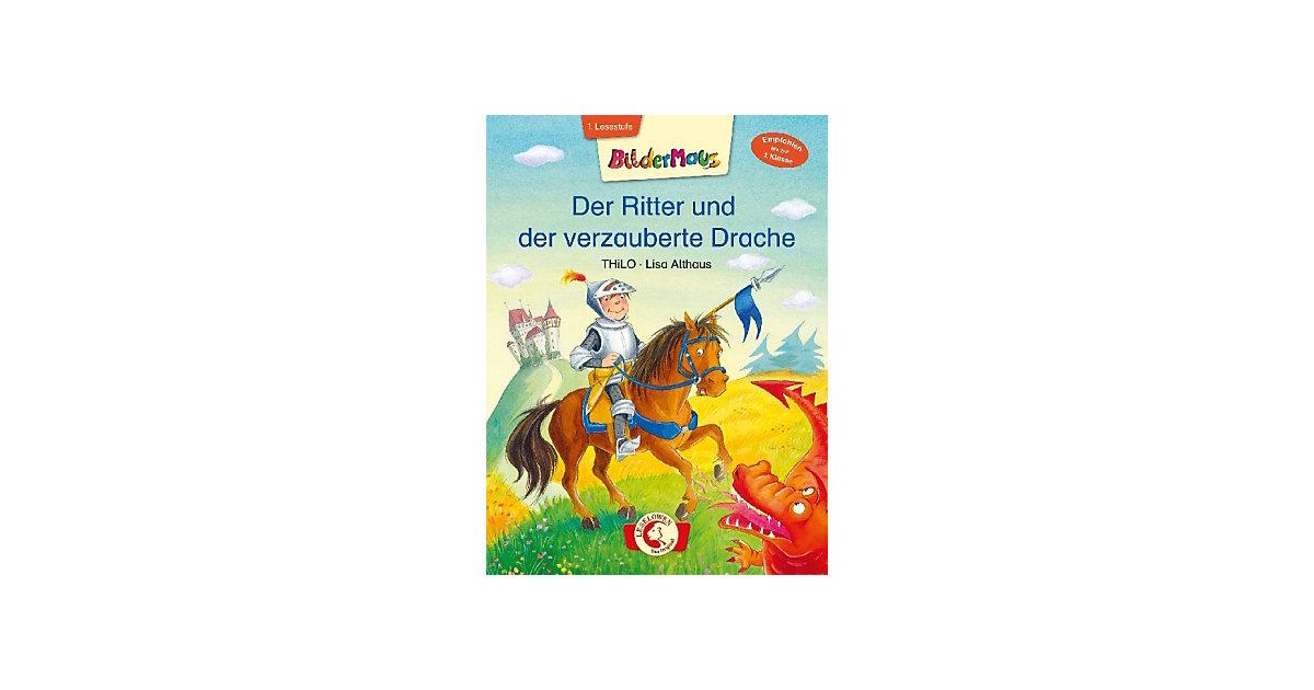 Buch - Bildermaus: Der Ritter und der verzauberte Drache, 1. Klasse