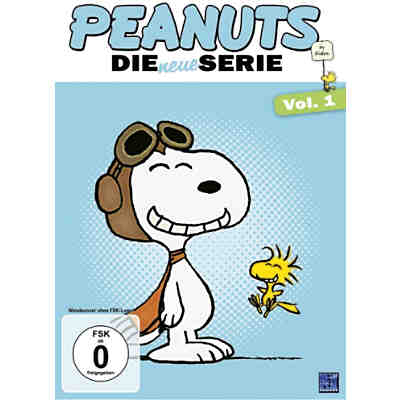 DVD Peanuts - Vol. 1