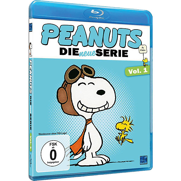BLU-RAY Peanuts - Vol. 1