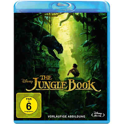 BLU-RAY The Jungle Book