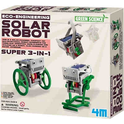 Eco Engineering - 3in1 Mini Solar Robot