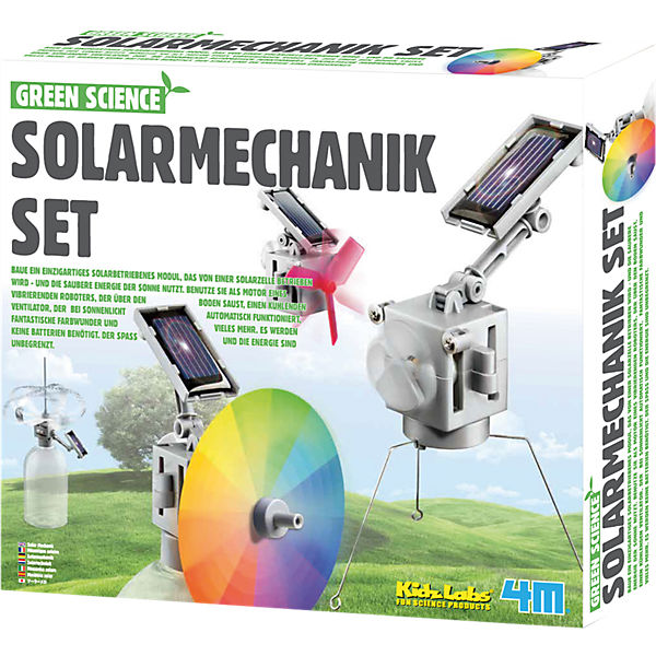 Greene Science Solaremechanik Set