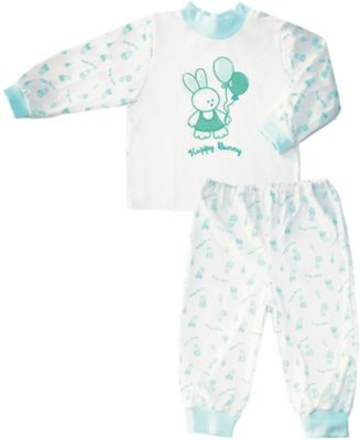 Пижама KotMarKot - зеленый