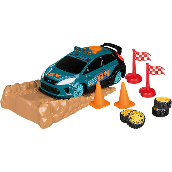 Rally Stunt Playset Ford Fiesta