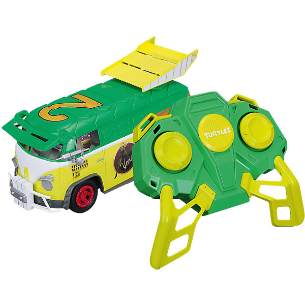 Turtles RC - Party Van