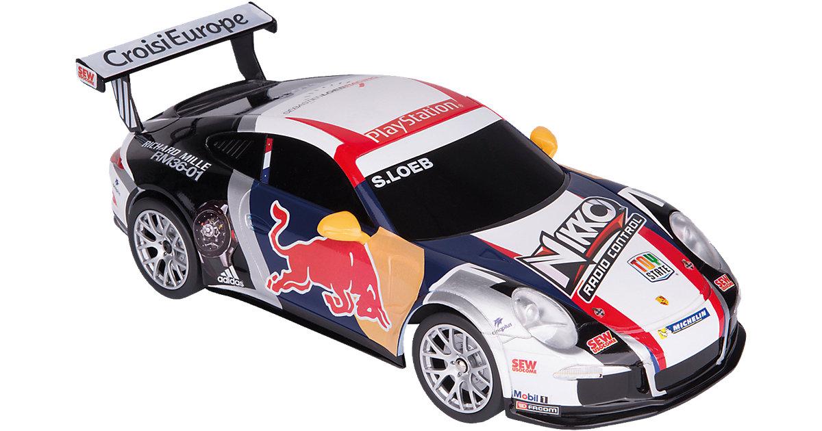 NIKKO Red Bull Porsche 911 GT3 Cup, mit Sound, ...