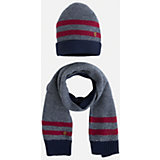 Комплект: шапка-шарф для мальчика Mayoral
