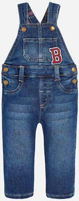 Комбинезон джинсовый для мальчика Mayoral - синий