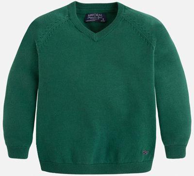 Свитер для мальчика Mayoral - зеленый