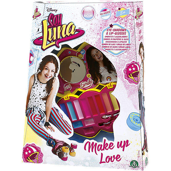 Luna Make Up Set
