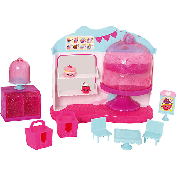Shopkins #4 Cupcake Queen Cafe