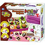 """Игровой набор для лепки из глины  """"Sweet  Chocolat"""", Angel Clay"""