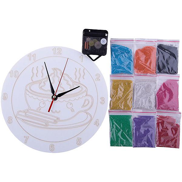 """Набор для создания часов из песка """"Капучинка"""""""