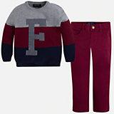 Комплект: брюки и свитер для мальчика Mayoral