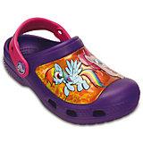 Сабо CC My Little Pony Clog для девочки Crocs