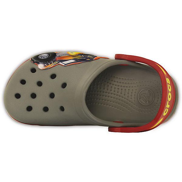 Сабо Crocband Monster Truck Clog K Crocs