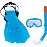 Набор для ныряния Play Pro детский, Bestway, синий