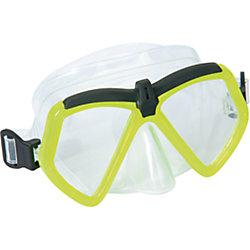 """Детская маска для подводного плавания """"Море"""", Bestway, зеленый"""
