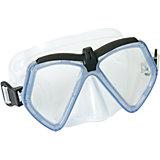 """Детская маска для подводного плавания """"Море"""", Bestway, серый"""