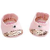 Ботиночки, Baby Annabell, розовый