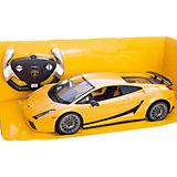 RASTAR Радиоуправляемая машина Lamborghini 1:14, желтая