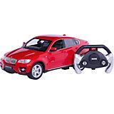 RASTAR Радиоуправляемая машина BMW X6 1:14, красная