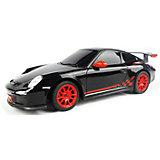 RASTAR Радиоуправляемая машина Porsche GT3 RS 1:24, черная
