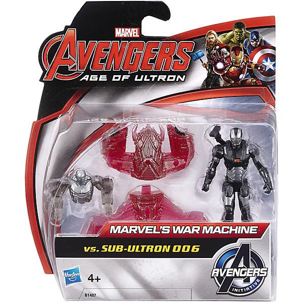 Мини-фигурки Мстителей, Marvel Heroes, B0423/B1487
