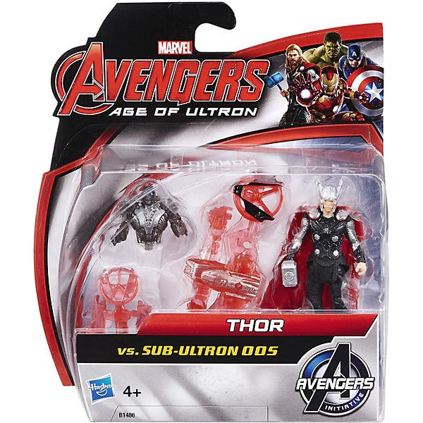 Мини-фигурки Мстителей, Marvel Heroes, B0423/B1486