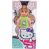 "Еви из серии Hello Kitty"", Simba, зеленая"