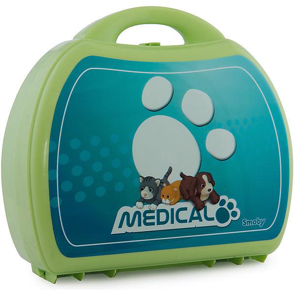 Набор доктора-ветеринара, Smoby
