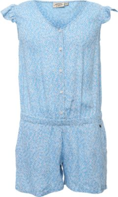 Комбинезон для девочки Finn Flare - голубой