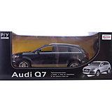 Машина AUDI Q7 1:14, свет, на р/у, RASTAR, черный