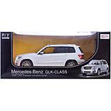 Машина MERCEDES GLK, 1:14, со светом, р/у, RASTAR, белый