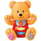 Обучающая игрушка Стихи А.Барто - Медведь, со светом и звуком, Умка