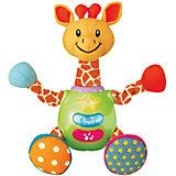 Обучающая игрушка Стихи А.Барто, Жираф, со светом и звуком, Умка