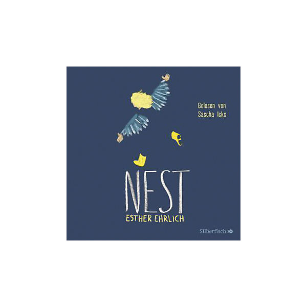 NEST, 3 Audio-CDs