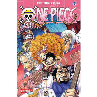 One Piece, Band 80