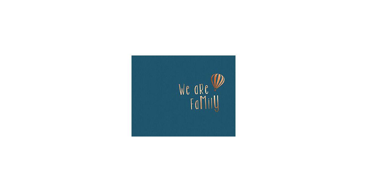Buch - We are Family - Eintragalbum Familien Kinder