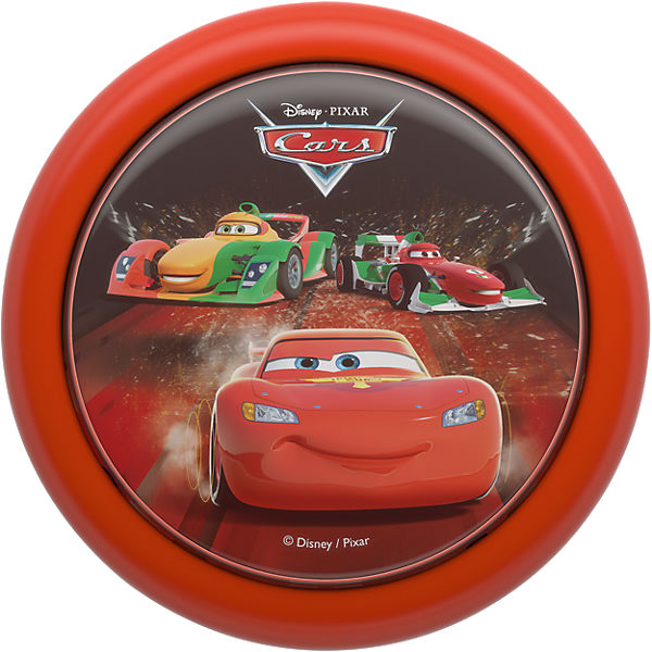 Nachtlicht On/Off, Disney Cars, LED