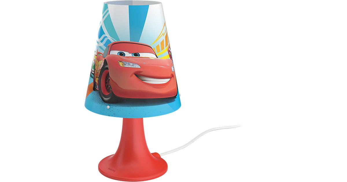 LED Nacht-/Tischleuchte, Disney Cars rot