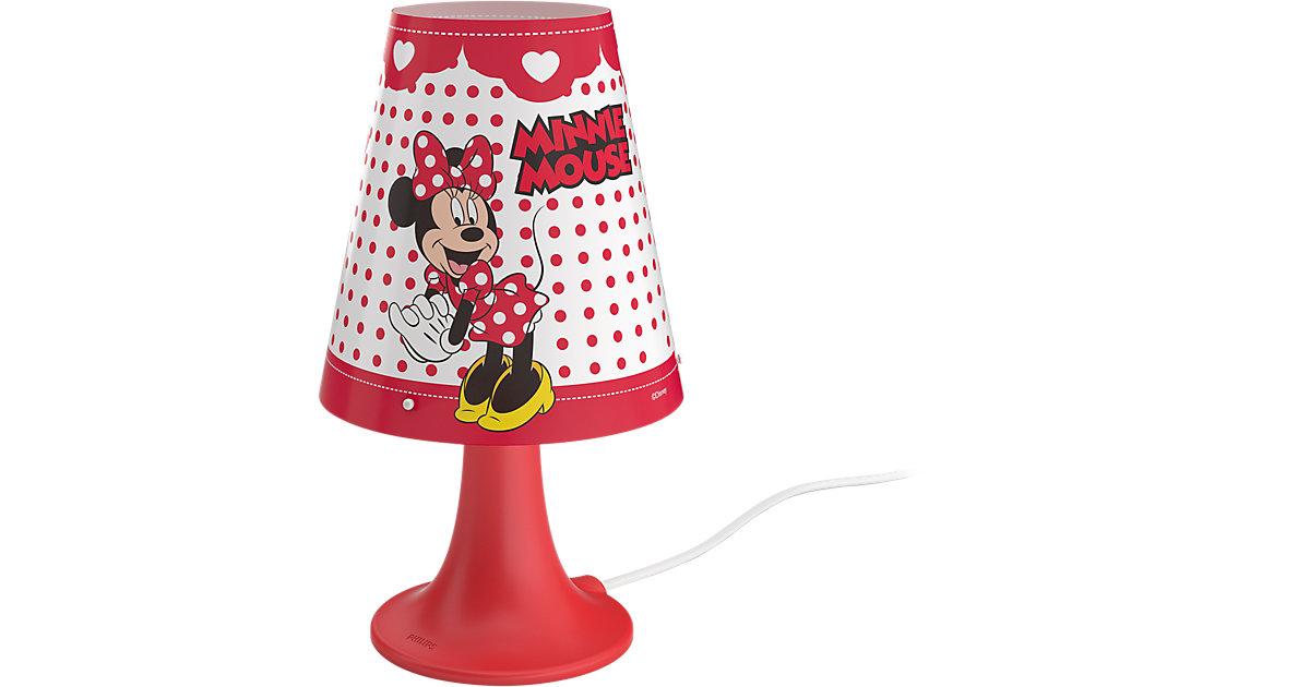 LED Nacht-/Tischleuchte, Disney Minnie Mouse rot