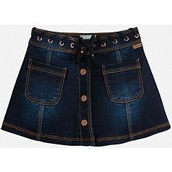 Юбка джинсовая для девочки Mayoral