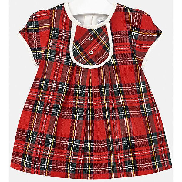 Платье для девочки Mayoral - красный
