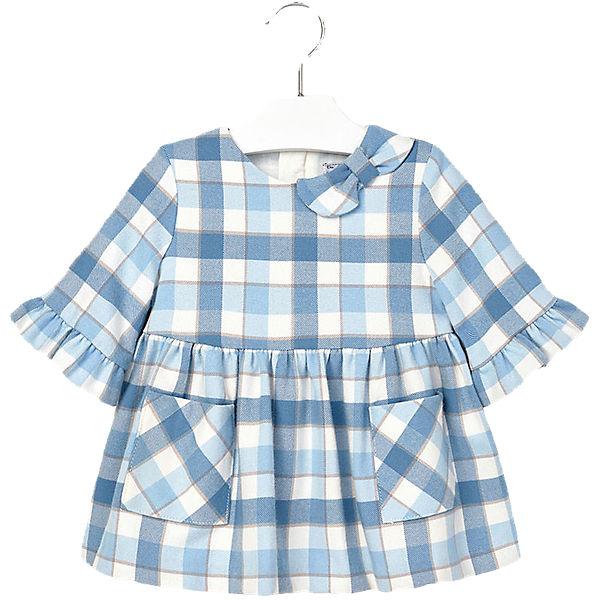 Платье для девочки Mayoral - синий