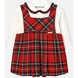 Комплект для девочки: блузка и сарафан Mayoral