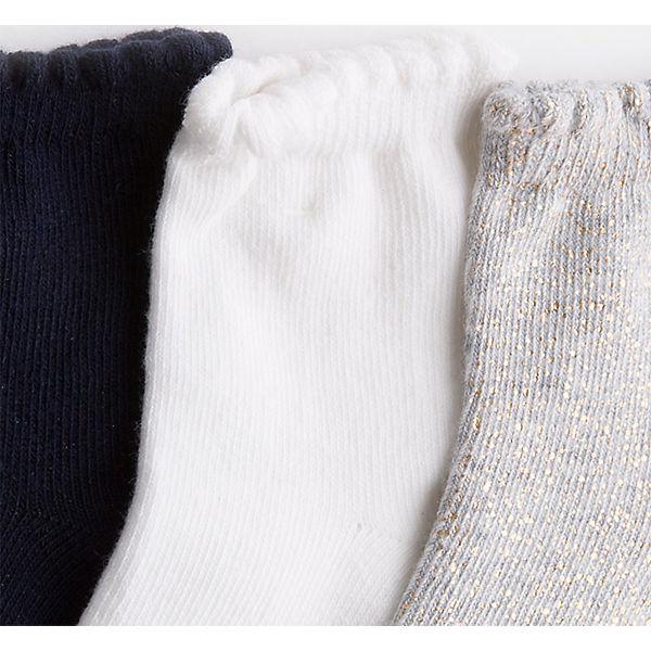 Носки для девочки,3 пары  Mayoral