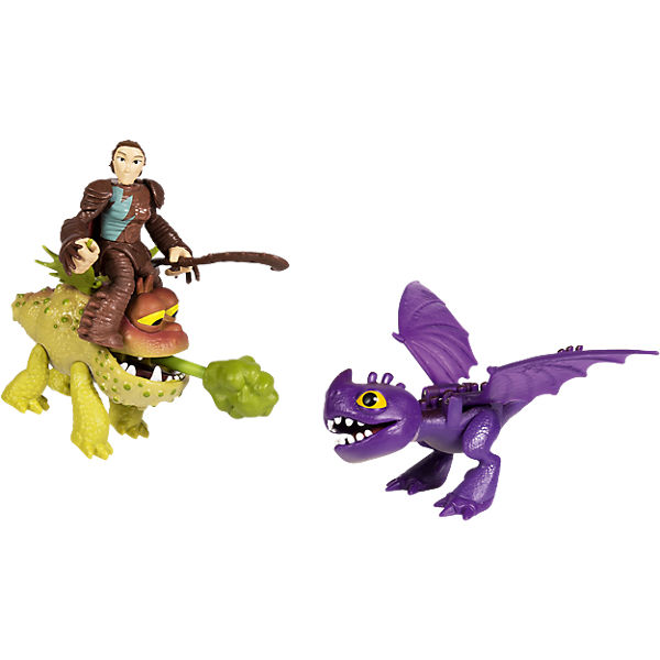 Dragons - Dragon & Riders - Valka Baby Gronckel und Mini-Krabbler